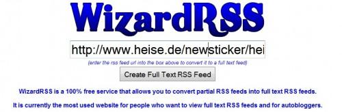 RSS Beispiel
